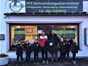 KFZ Gutachter Kreitner in Starnberg und München - Fußballbild