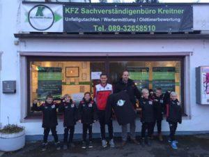 KFZ Gutachter Kreitner in Starnberg und München - Fußball